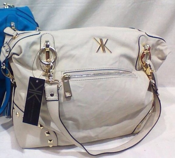 bag kardashians kardashian kollection cream handbag classy