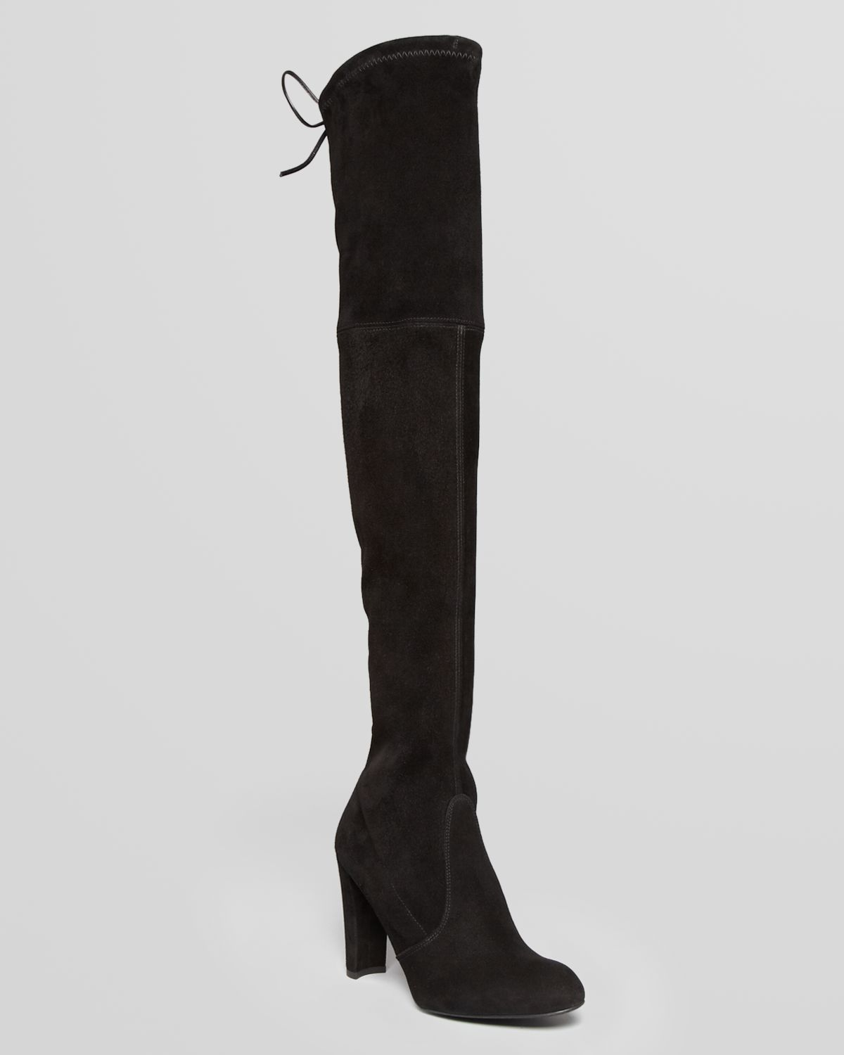 Stuart Weitzman Over The Knee Boots - Highland High Heel | Bloomingdale's