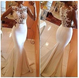 dress white prom dresses uk white lace dress 2014 mermaid prom dresses mermaid prom dress evening dress