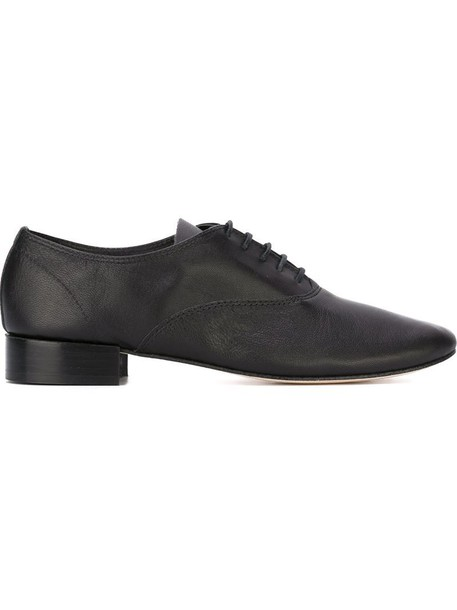 Repetto women shoes leather black