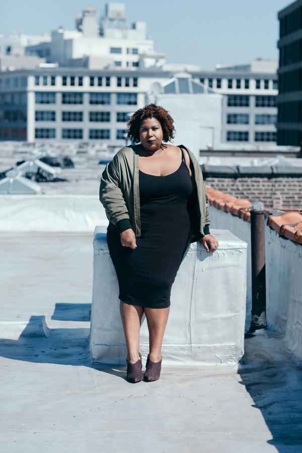 Dress Andigetdressed Blogger Jacket Shoes Plus Size Plus Size