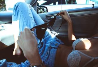 underwear car bra bralette cute lace boho jeans white bralette white lingerie lace lingerie white lace white lace bralette top lace bra white bra bra white white crochet bra lace bralette annemerel blogger