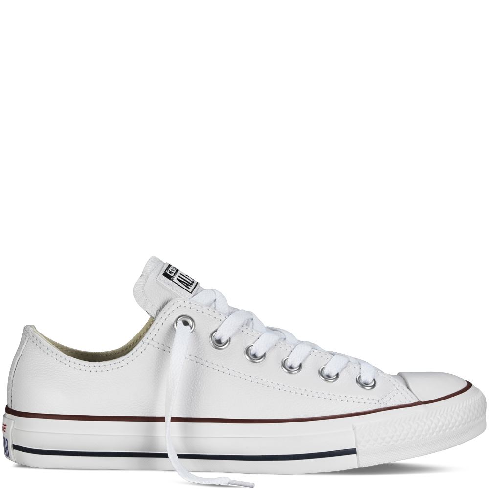 Converse - Chuck Taylor Leather - Low - White