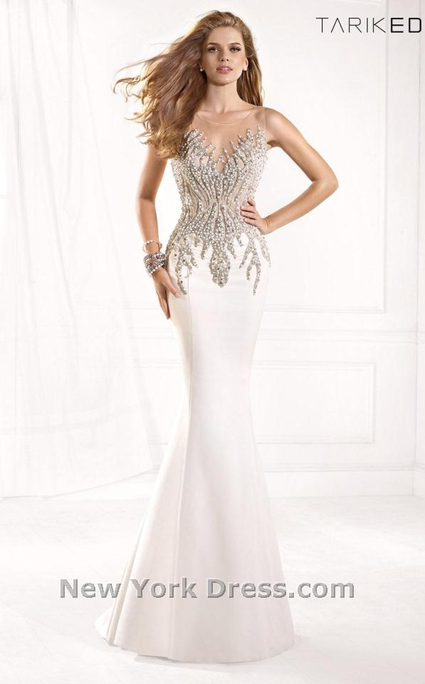 Tarik Ediz 93029 Dress - NewYorkDress.com