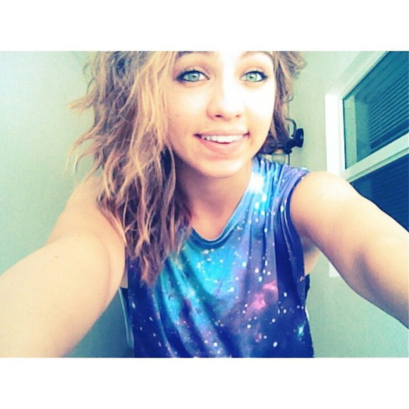 galaxy galaxy shirt smile