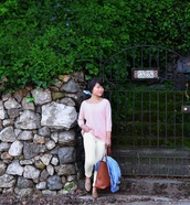 daily disguise,blogger,sweater,jeans,shoes,bag