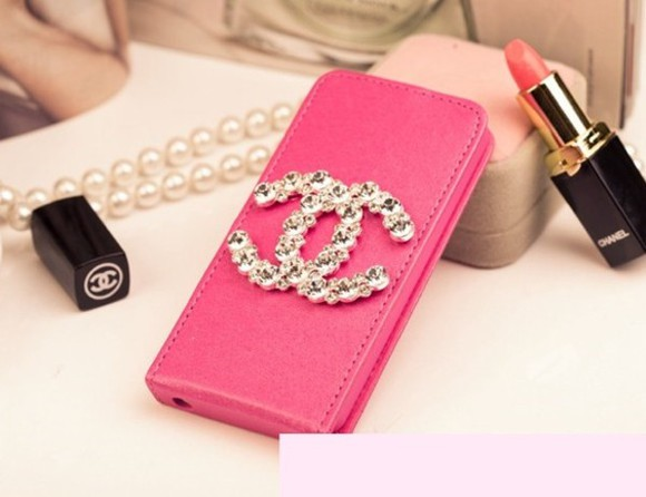 chanel phone cover chanel phone case chanel case chanel cover chanel phone cover pink