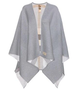 cape wool grey top