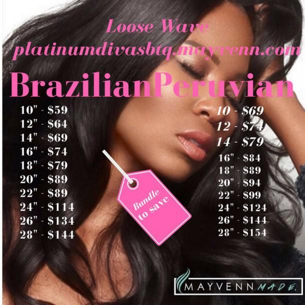 Make Up Brazilian Hair Straight Hair Weave Human Hair Weave