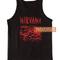 Nirvana tank top men and women size s to 3xl | nirvana tank top
