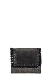 mini,purse,silver,bag