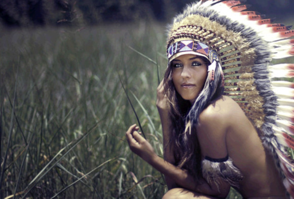 native american indian dress dress hat