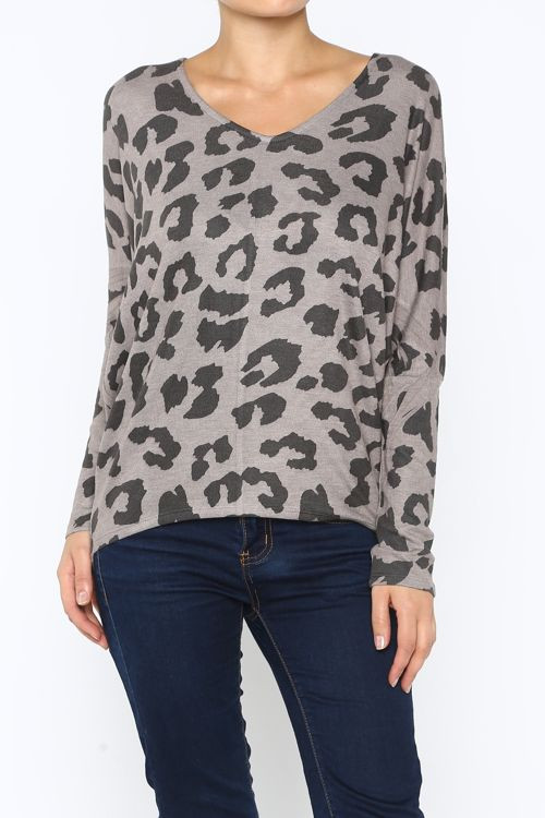 Leopard print high