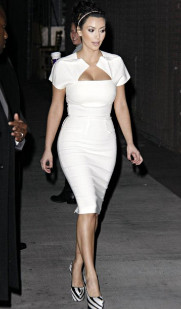 how to make a bodycon dress look classy