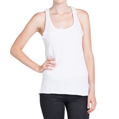 Cotton Citizen Womens - Loose Tank - White