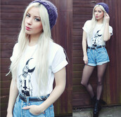 shorts,grunge,indie,hipster,denim shorts,punk,indie rock,shirt