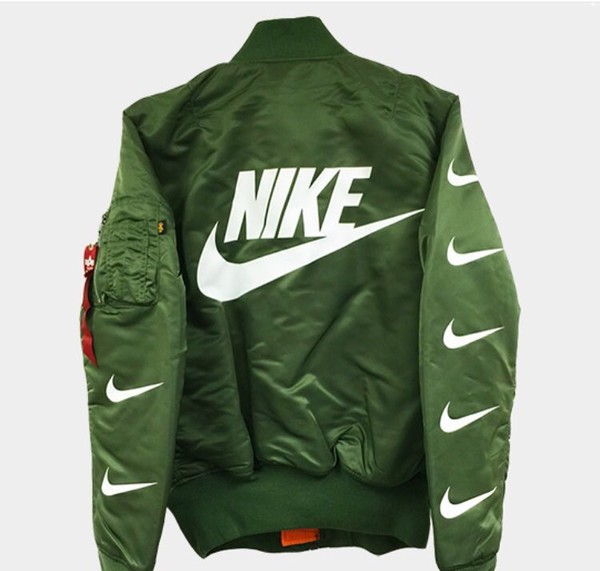 Best Of Nike >> Classic Zip Bomber Jacket – Outfit Made