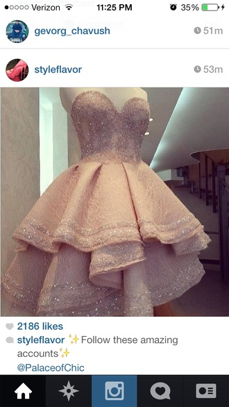dress ballerina sparkle