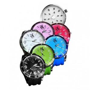 Weed Star - Grinder Watch - Choice of 6 colors - Grasscity.com