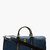 diesel blue denim vanguarding duffle bag