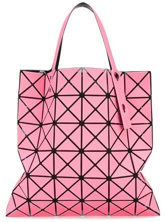 women bag tote bag purple pink