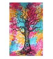 home accessory,wall tapestry,tree of life tapestries,colorful,colorful wall tapestry,hippie,indian wall tapestry,floral tapestry,wall hanging,bedding,bedspreads,bedsheet,bedcover,green tree of life tapestries wall hanging,queen bedcover