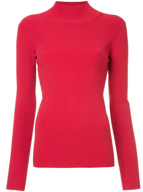 Irene sweater women red