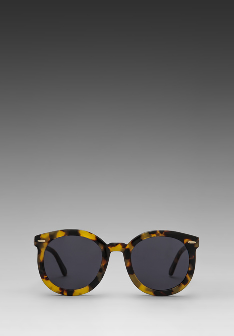KAREN WALKER Super Duper Strength in Crazy Tort at Revolve Clothing - Free Shipping!