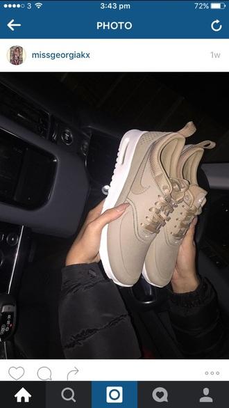 shoes towie beige nike georgia
