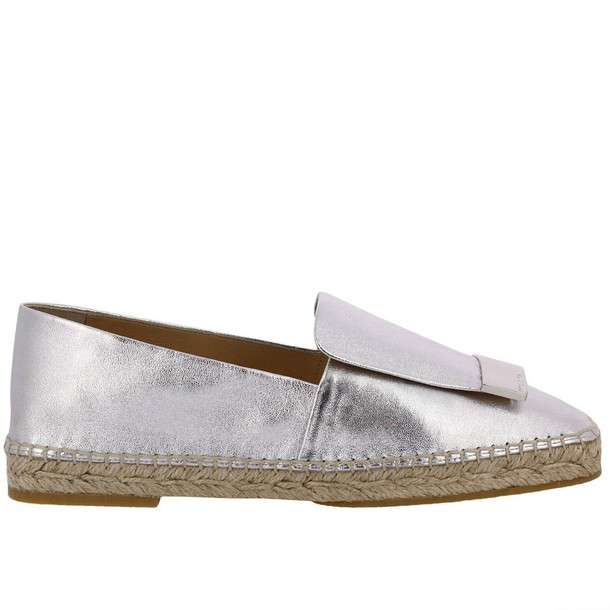 Sergio Rossi women shoes silver