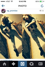 shirt,swag,for new years eve,distressed high waisted jeans,jersey tee,cute,jeans