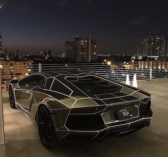 home accessory car lights sleek sporty luxury