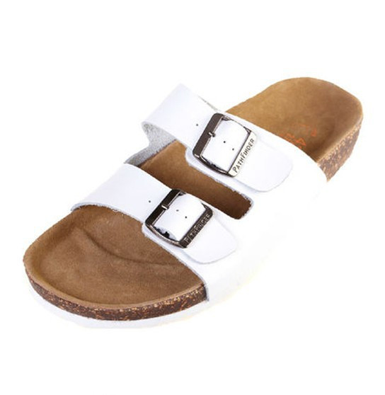 Arizona White Slip Ons | Style Valentine