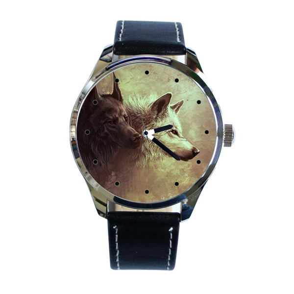jewels ziziztime watch watch wolves wolf ziz watch