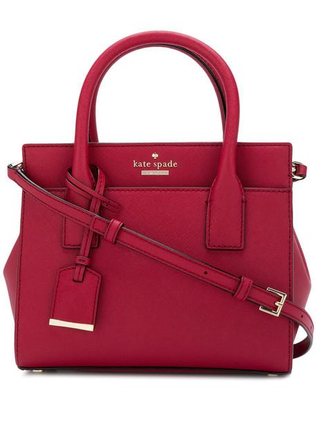 Kate Spade women bag crossbody bag leather red