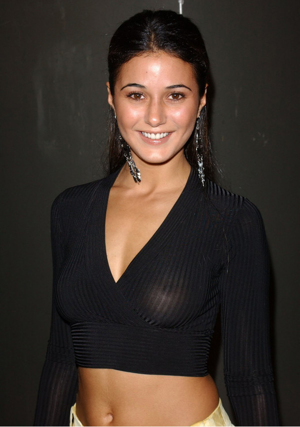 top shirt crop tops black ribbed emmanuelle chriqui sexy jewelry jewels earrings v neck long sleeves sheer see through summer summer outfits kendall jenner