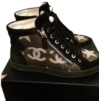 sneakers pearl star chanel