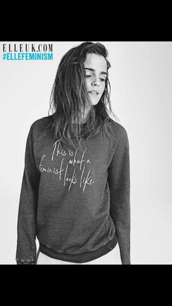 sweater pull emma watson