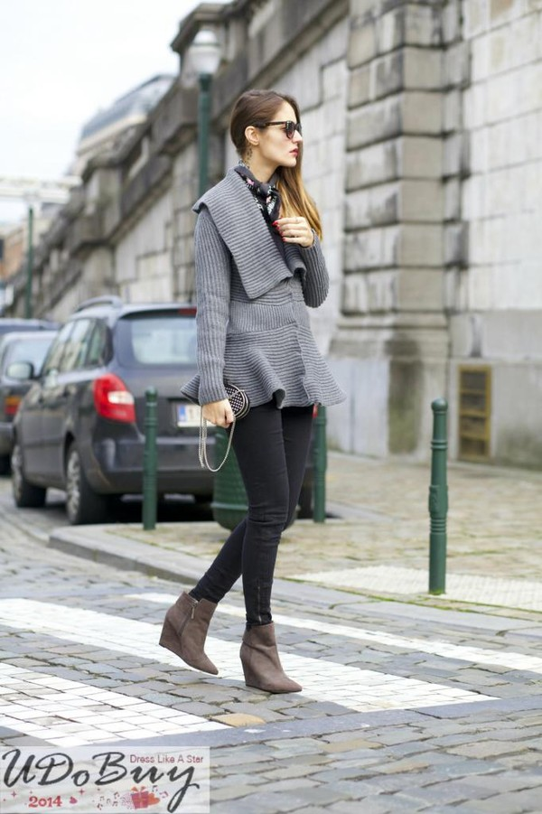 from brussels with love pants blouse sweater shoes bag sunglasses