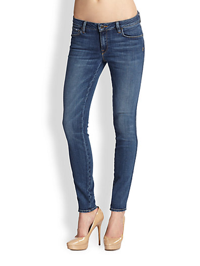 Genetic Denim - The Shya Cigarette Jeans/Crave - Saks.com