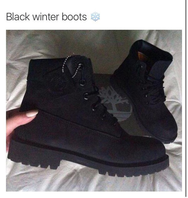 Lastest Womens Timberland 6 Premium Boot - Black - 538520