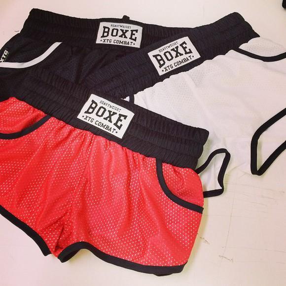 mesh boxe boxer
