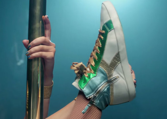 katy perry shoes dark horse