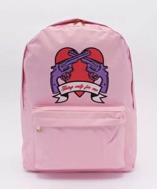 d9611aff55 bag pink pastel kawaii school bag bookbag backpack fairy kei baby blue  black backpack pink backpack
