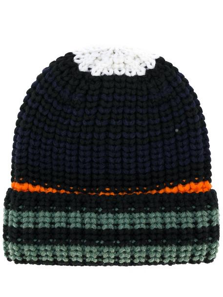 beanie knit hat