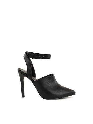 Ankle Strap Pump - Nly Shoes - Sort - Festsko - Sko - Kvinde - Nelly.com