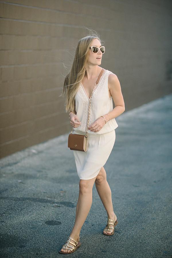eat sleep wear blogger bag