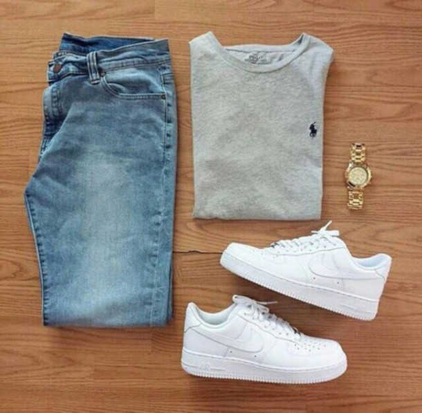 pretty nice 665f6 19425 coupon shoes nike shoes nike air force 1 low top sneakers white sneakers  nike sneakers ralph