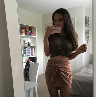 skirt clothes pink mini skirt fashion pastel summer