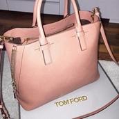 bag,handbag,pink,pink bag,tom ford,elegant,girly,cute